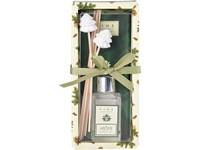 Sada 30 ml tyčinkový difuzér s jílovými dekoracemi v ozdobné krabičce/ Pine