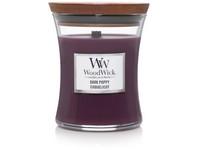 WoodWick Dark Poppy váza střední