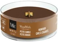 Woodwick Humidor svíčka petite