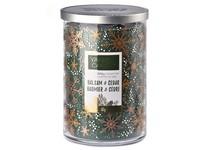 YC.decor velký 2 knoty/Balsam & Cedar Christmas Limited 2019