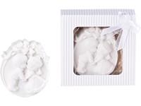 Mýdlo 80g Děti-láska bílá, bavlna