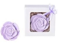 Mýdlo 95g Růže fialová, levandule