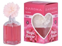 Diffuser 100ml D-Aroma Magic Flower Růže