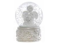 Sněžítko bílé 65x90 mm s andílkem