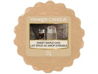 YANKEE CANDLE SWEET MAPLE CHAI VONNÝ VOSK DO AROMALAMPY