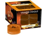 YANKEE CANDLE HALLOWEEN TRICK OR TREAT VONNÁ ČAJOVÁ SVÍČKA