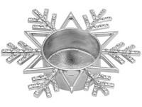 YANKEE CANDLE TWINKLING SNOWFLAKE SVÍCEN NA VOTIV, ČAJOVOU SVÍČKU