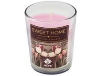 Svíčka ve skle 60 g Sweet Home, vonná