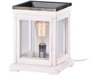 Candle Warmers elektrická aromalampa Edison Bulb Weathered Wood