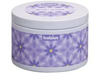 Bolsius Plech s víčkem 89x61mm Velvet bloom, vonná svíčka