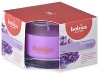 Bolsius Aromatic 2.0 Sklo 90x63mm Lavender, vonná svíčka
