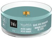 WoodWick Blue Java Banana svíčka petite