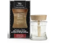 Woodwick Aroma difuzér s víčkem proti vylití Cinnamon Chai