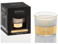 MF.Natural Vonná svíčka 180g/Mineral Gold