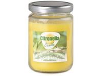 Citronela sklo 74x110mm, žlutá