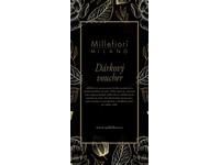 Dárkový voucher Millefiori v hodnotě 1000 Kč