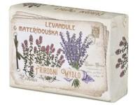 Mýdlo 200g Levandule & Mateřídouška přírodní