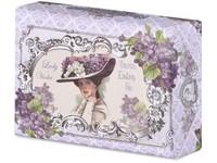Mýdlo 200g Lady Violet přírodní
