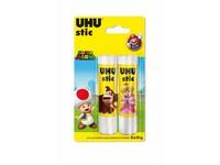 UHU STIC 2 x 21 g BTS 2020 Super Mario