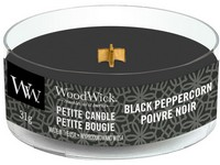 WoodWick Black Peppercorn svíčka petite