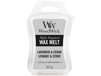 WoodWick Lavender & Cedar vonný vosk