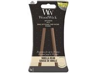 Woodwick náhradní vonné tyčinky do auta Vanilla Bean náplň