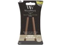 Woodwick náhradní vonné tyčinky do auta Fireside
