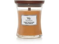 WoodWick Caramel Toasted Sesame svíčka střední