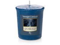 VONNÁ SVÍČKA YANKEE CANDLE A NIGHT UNDER THE STARS VOTIVNÍ
