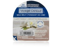 YANKEE CANDLE FLUFFY TOWELS VONNÝ VOSK DO AROMALAMPY NOVÝ
