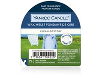 YANKEE CANDLE CLEAN COTTON VONNÝ VOSK DO AROMALAMPY NOVÝ