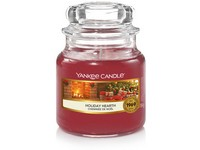 VONNÁ SVÍČKA YANKEE CANDLE HOLIDAY HEARTH CLASSIC MALÝ