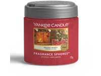 YANKEE CANDLE VOŇAVÉ PERLY SPHERES HOLIDAY HEARTH