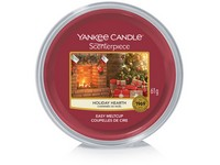 YANKEE CANDLE SCENTERPIECE MELTCUP VOSK HOLIDAY HEARTH