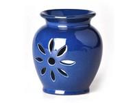 Aromalampa keramická 105x123mm, modrá