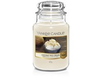 YANKEE CANDLE COCONUT RICE CREAM CLASSIC VELKÝ