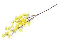 Umělé květiny, plast 800mm zlatý déšť, žlutá