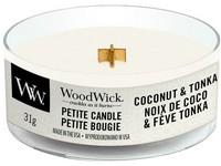 Woodwick Coconut svíčka petite