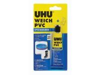 UHU Weich PVC 30 ml/30 g - na měkké plasty se záplatou