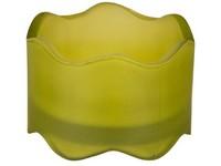 Bolsius Svícen sklo 50x72 mm na Čaj. Maxi svíčku kiwi
