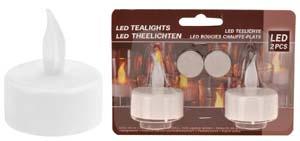 LED svíčky