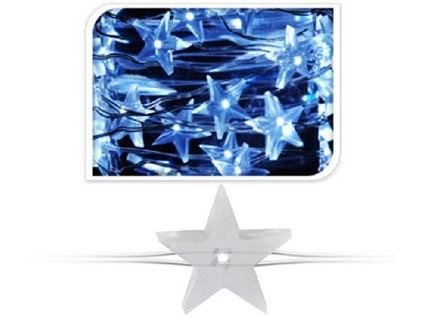 Dekorace s LED diodou